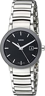 Rado Centrix Black Analog Watch for Women R30928153