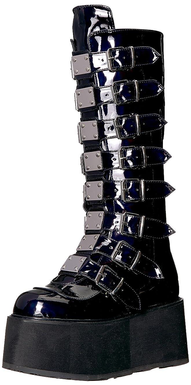 ファッション約敵Demonia レディース カラー: ブラック