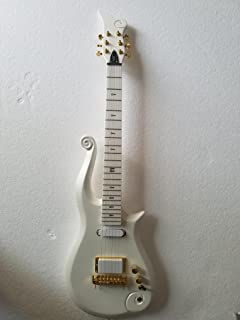 Good Quality Factory Prince Cloud Symbol Electric Guitar (white)