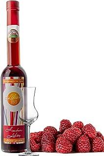Premium Himbeerlikör   Fruchtlikör 350ml 17,5% vol.  Frucht Likör mit Himbeeren   Partylikör Partyshot     Raspberry Liqueur Geschenk