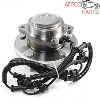 AdecoAutoParts /© 2 Front Wheel Bearing and Hub Assembly Replacement WH590448 for Chrysler Town /& Country Dodge Grand Caravan Ram C//V Volkswagen Routan 2012-2017