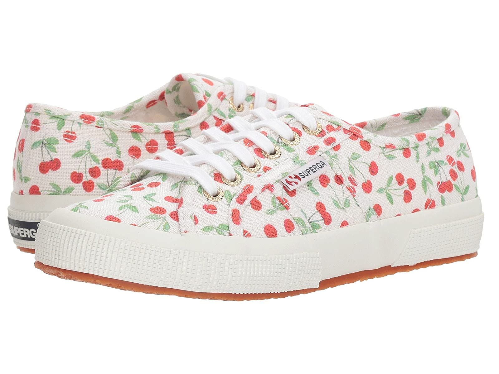 Superga 2750 Linen Fruitw SneakerAtmospheric grades have affordable shoes
