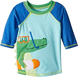 Marco Polo Alligator Rashguard (Infant/Toddler)
