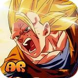 [AR] Goku SSJ 3 Virtual Action Figure!...