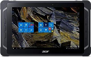 "Acer Enduro T1 ET110-31W-C2KN Rugged Tablet, 10.1"" WXGA IPS Touch, Intel Celeron N3450, 4GB LPDDR4, 64GB eMMC, WiFi-5, Fro..."