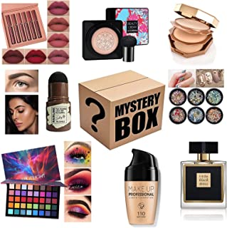 Mystery Box, Geheimzinnige Doos, Lucky Makeups-dozen, Willekeurige Stijl, Lippenstift, Parfum, Nail Art, Hartslag, Uitstek...