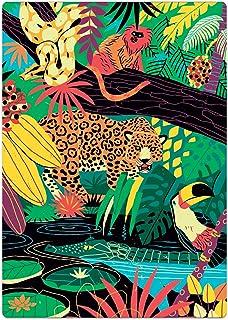 Quebra Cabeça 500 peças nano, Postais do Brasil Natureza, Toyster