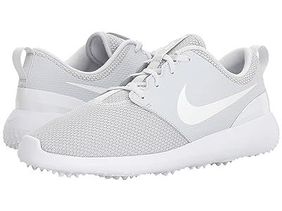 Nike Golf Roshe G (Pure Platinum/White) Men
