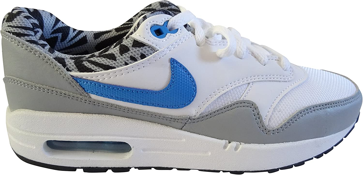 Nike air max 1 Print (GS) Trainers 719954 Sneakers shoes