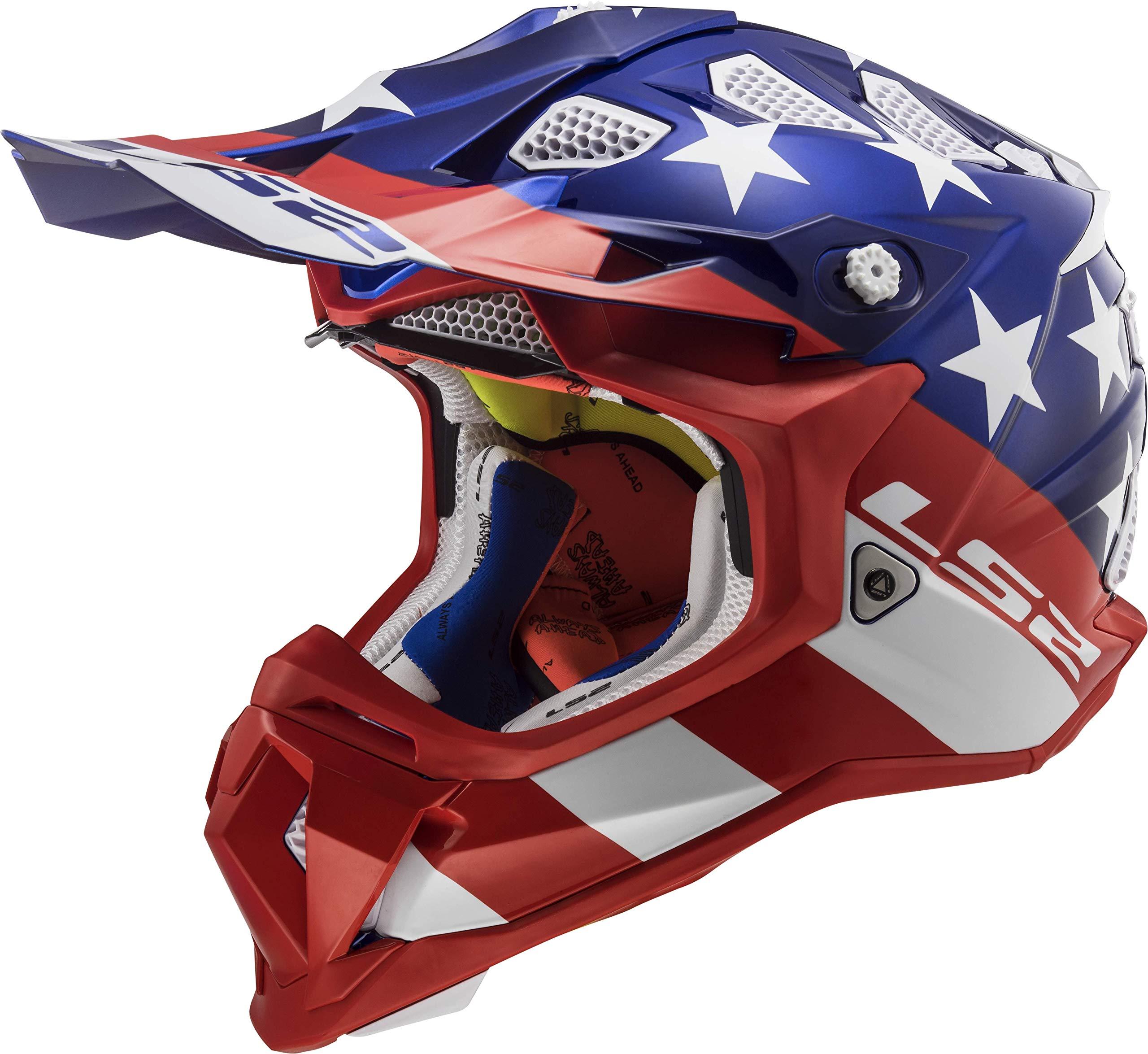 LS2 Helmets Unisex Adult Subverter Helmet