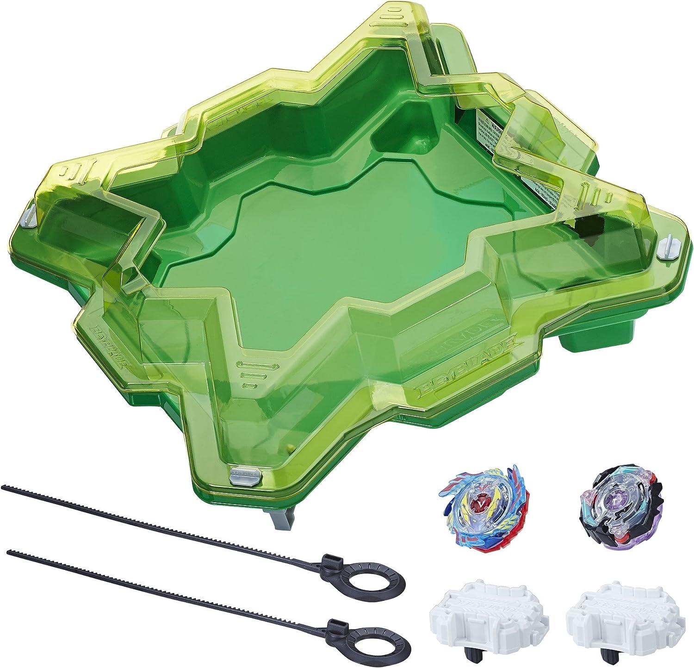 Hasbro Beyblade Burst E0722EU4 Beyblade Burst Switch Strike Battle Set, Kreisel B078BMCRY4 Zu einem erschwinglichen Preis    Ausgewählte Materialien
