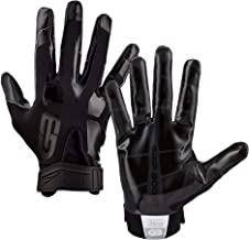 Grip Boost Stealth Solid Youth Football Gloves Pro Elite - Youth Sizes