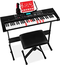 Best Choice Products 61-Key Beginners Complete Electronic Ke