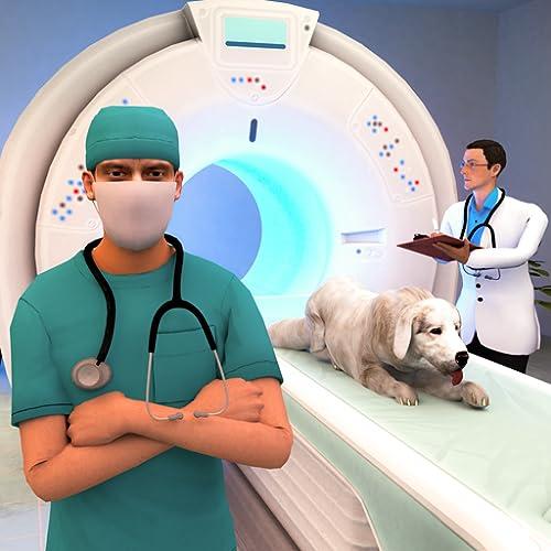 Tierklinik Spiele kostenlos: Tierarzt Tierklinik - Tierklinik Spiele für Kinder