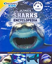 Ultimate Sharks Encyclopedia w/DVD (Discovery Kids)