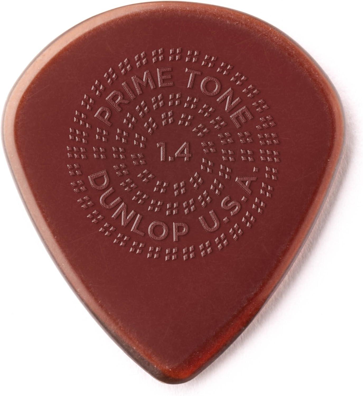 3 Packung Dunlop Primetone Jazztone 308 Gitarren Plektrum Groß Sharp Spitze