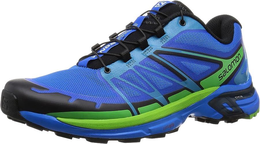 SALOMON Wings Pro 2, Chaussures de Running Entrainement Homme