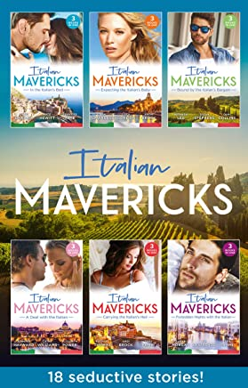Italian Maverick's Collection (Mills & Boon e-Book Collections) (English Edition)