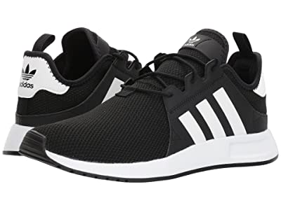 adidas Originals X PLR (Black/White/Black) Men