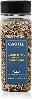 Castle Foods Everything Bagel Seasoning, 11.5 Ounce