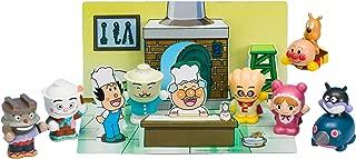 アンパンマン 指人形パン工場