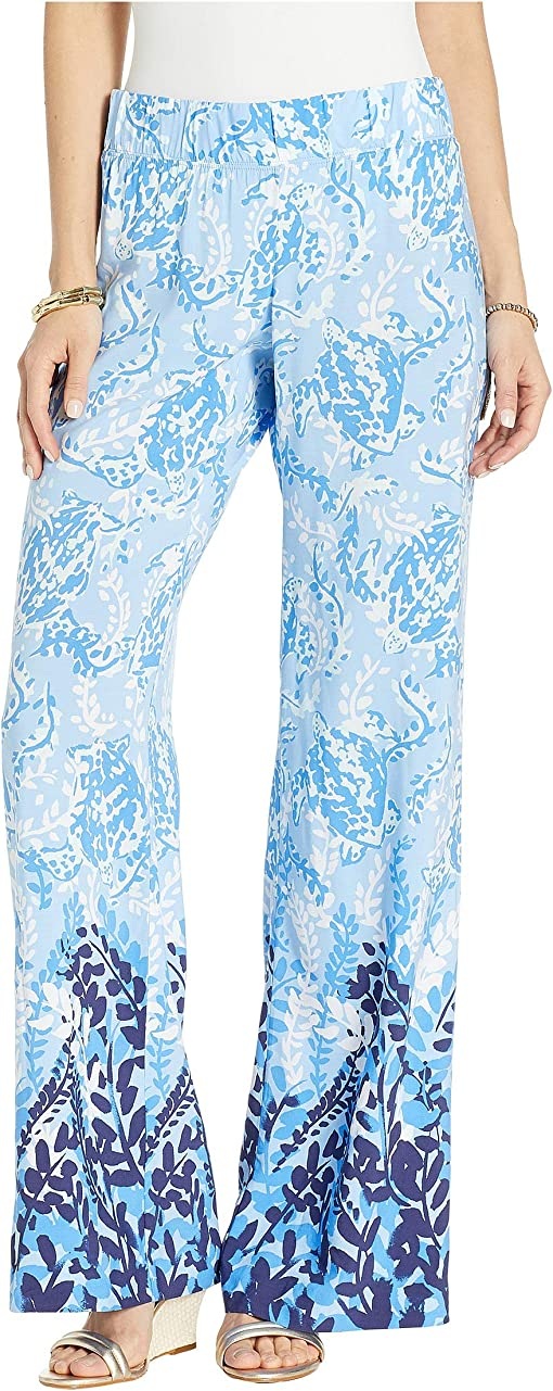 Blue Peri Turtley Awesome Engineered Pants
