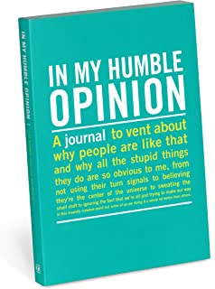 Best in my humble opinion journal Reviews
