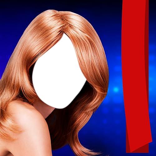 Frisur-Wechsler für Frau