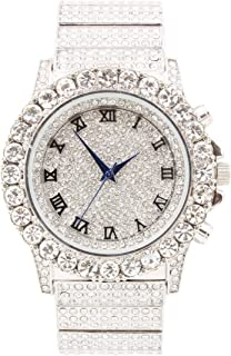 The Dope Thick Bling'ed Out Rolly Look - Oversize Ice on Blast - ST10238GD