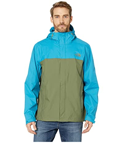 The North Face Venture 2 Jacket (Four Leaf Clover/Crystal Teal) Men