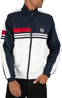 Sergio Tacchini Men's Decha Track Jacket, White