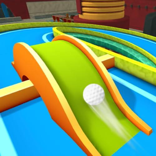 Mini Golf City Stars Arcade - Multiplayer Game