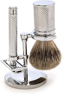 Baxter of California Double Edge Safety Razor Set for Men