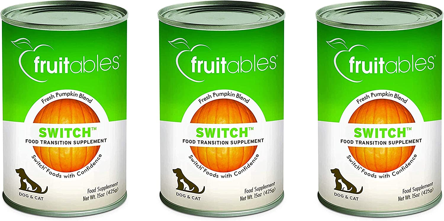 Fruitables Switch 15 Ounces Ranking integrated 1st place Each Food Transition fo Outlet SALE Supplement