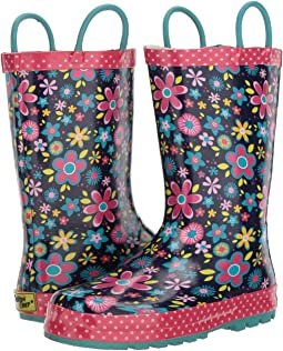 Western Chief Kids - Limited Edition Garden Gala Rain Boot (Toddler/Little Kid)