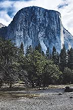 Magnificent View of El Capitan in Yosemite Journal: Take Notes, Write Down Memories in this 150 Page Lined Journal