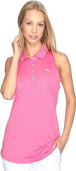 PUMA Golf - Racerback Golf Polo