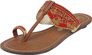 Catwalk Red Slip-on for Women's