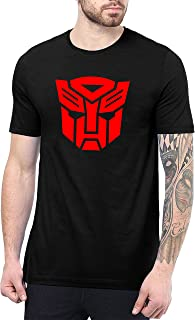 Mens Auto Logo T Shirt for Adults