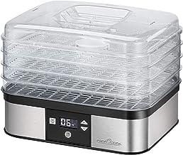 ProfiCook PC-DR 1116 droogautomaat, 7-traps elektronische temperatuurinstelling, convectieventilator, convectiefunctie, ti...