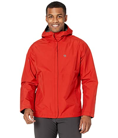Mountain Hardwear Exposure/2 GORE-TEX(r) Paclite Jacket (Desert Red) Men