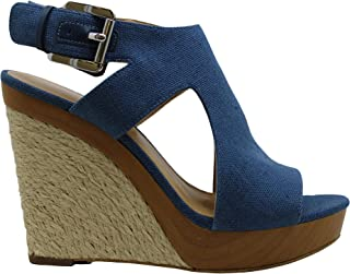 Womens Josephine Wedge