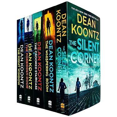 Jane Hawk Thriller Series 5 Books Collection Set by Dean Koontz