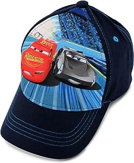 f1211dd319f Disney Toddler Boys Cars Lightning McQueen 3D Pop Baseball Cap