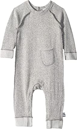 Raglan Long Sleeve Coverall (Inant)
