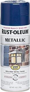 Rust-Oleum 7251830-6PK Stops Rust Paint, 6 Pack, Cobalt Blue, 6 Pack