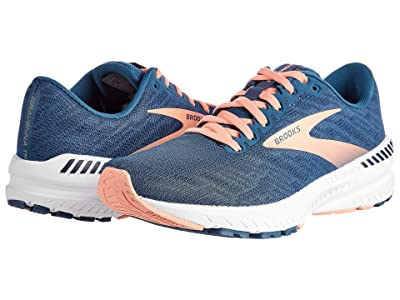 Brooks Ravenna 11 (Majolica/Navy/Desert) Women