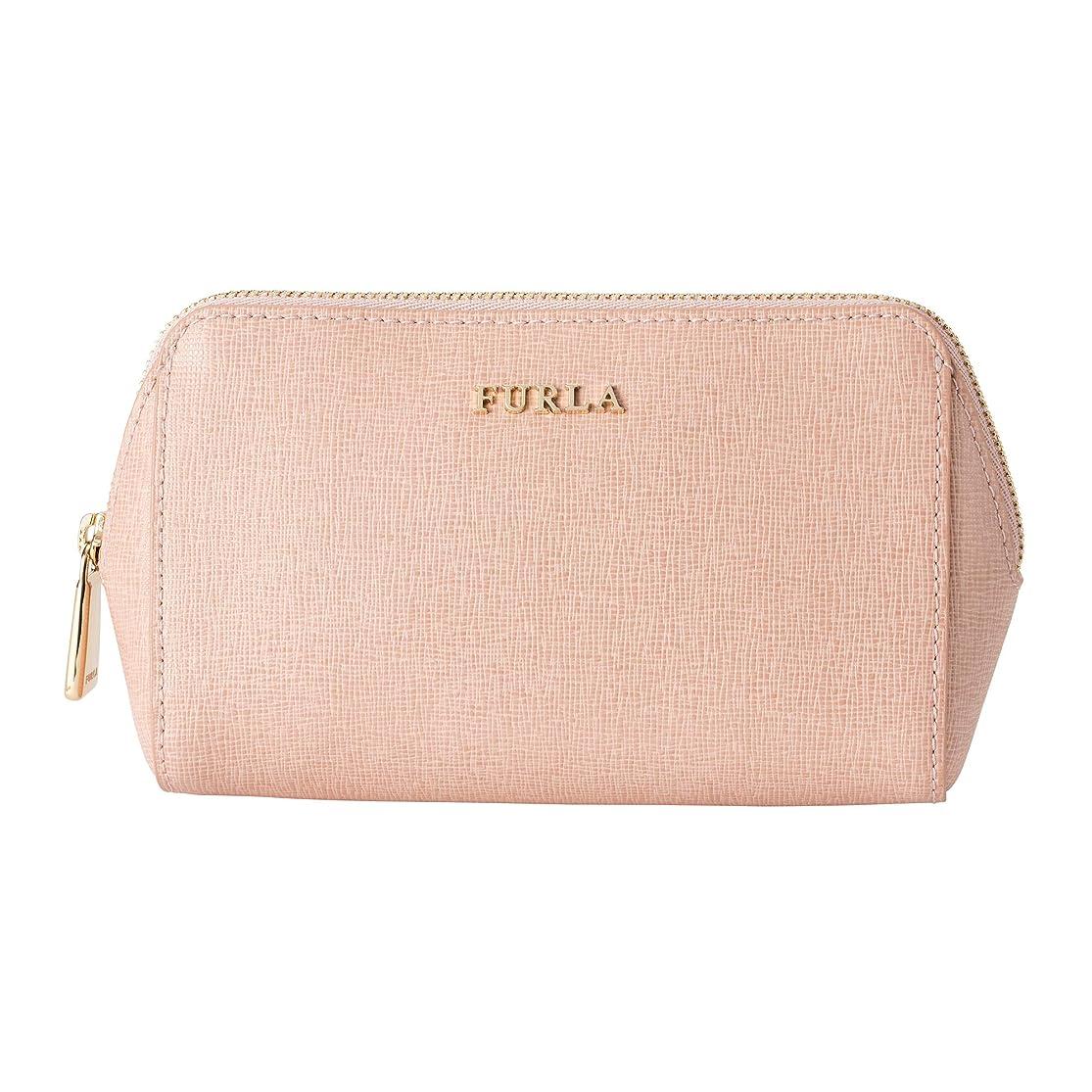 テーマ理想的には縫う(フルラ) FURLA ELECTRA M COSMETIC CASE ポーチ #EM32 B30 6M0 850685 MOONSTONE 並行輸入品