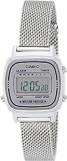 Casio Digital Watch For Unisex - LA670WEM-7DF