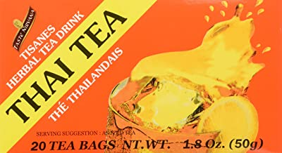 Tisanes Herbal Tea Drink Thai TEA 20 Tea Bag